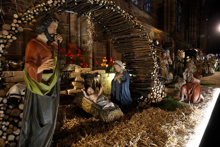 Erratum: Take a break at the nativity scene