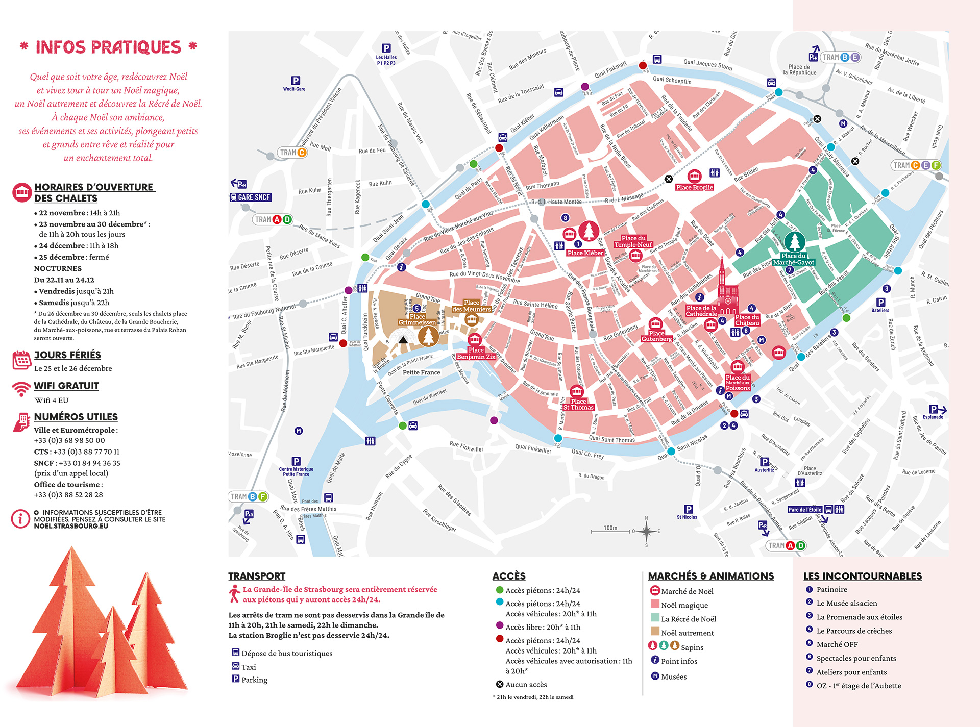 2 jours à Strasbourg pour le marché de Noël • La Marinière en Voyage