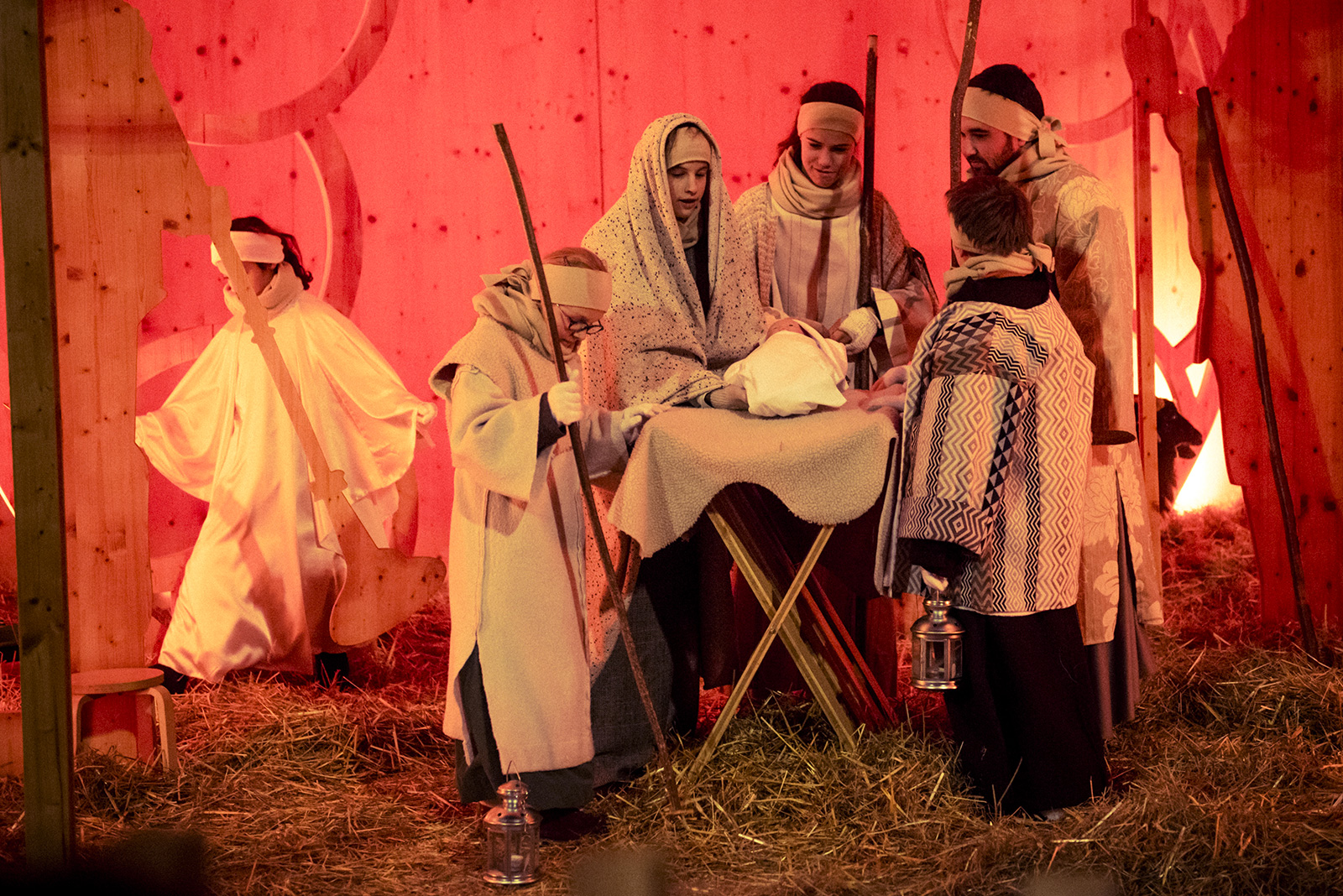 The Nativity Scene Tour