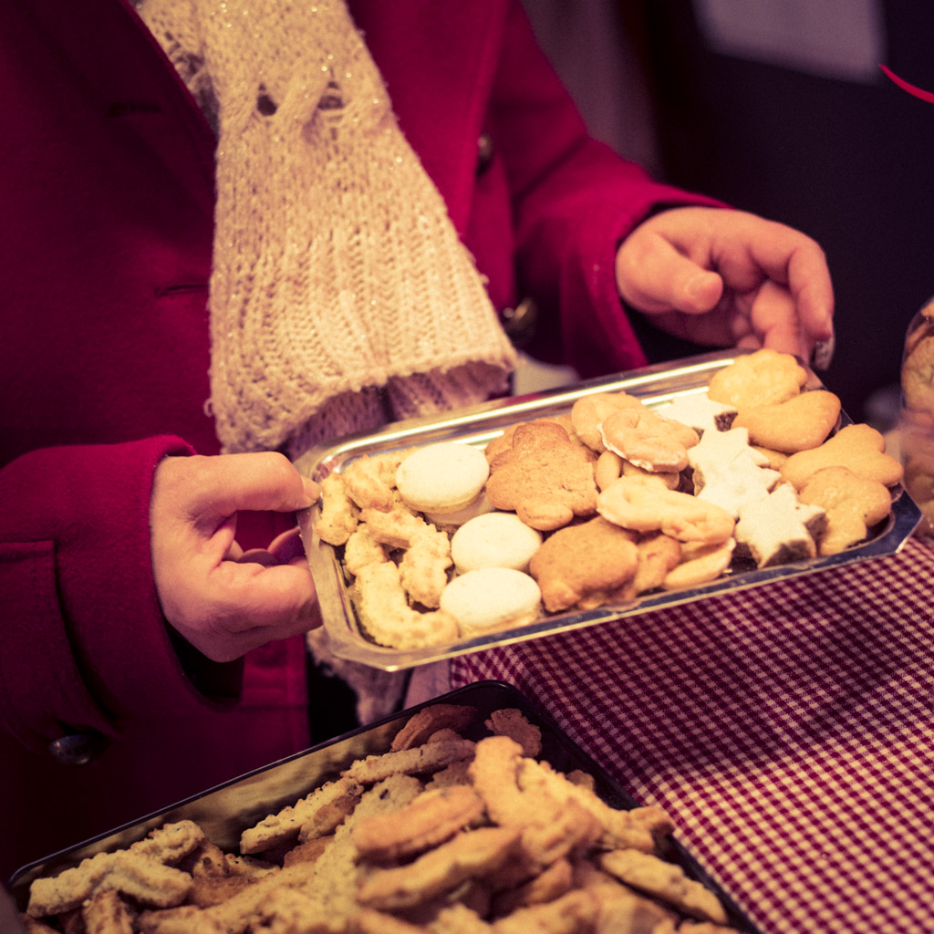 The Alsatian Christmas Delicacies Market