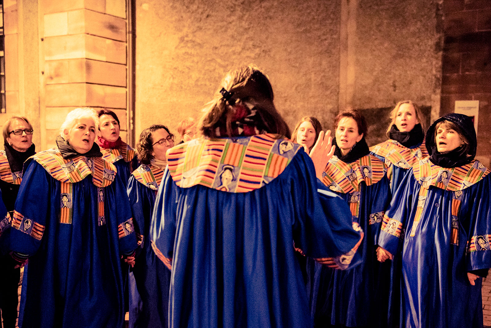 The People Of Strasbourg Sing Christmas