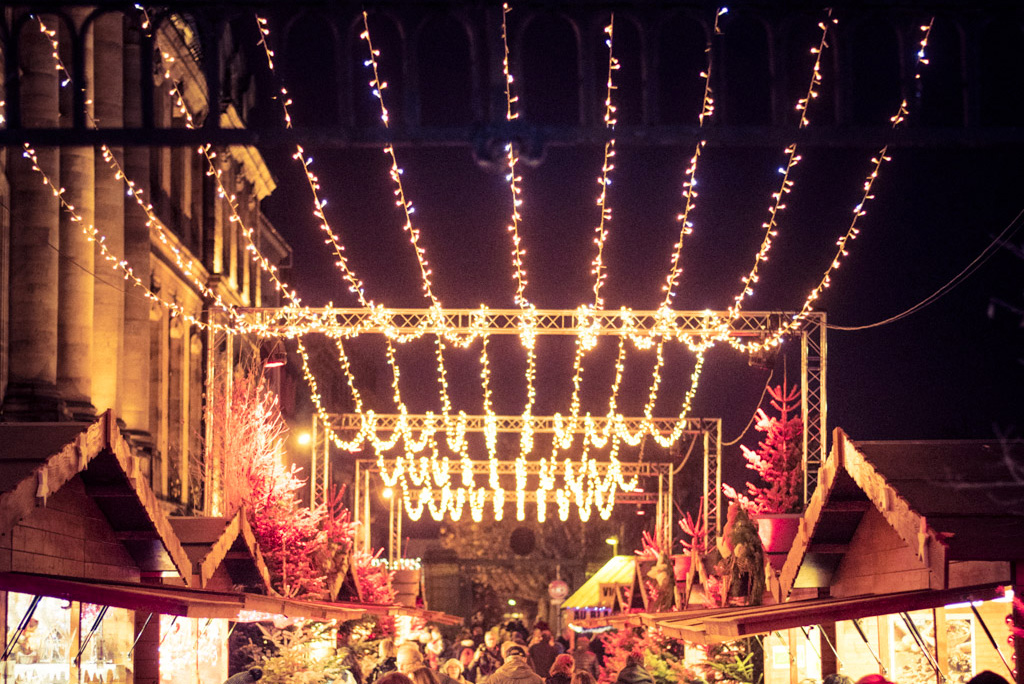 The historical Christmas markets